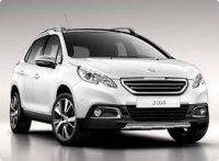 Peugeot 2008: стильный и новый